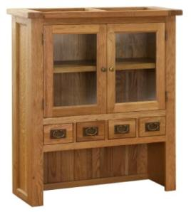 Vancouver Oak 4 Drawer 2 Door Buffet Vancouver Oak 4 Drawer 2 Door Buffet