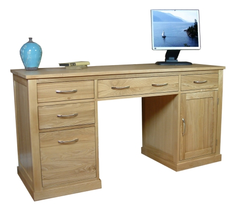 diy all wood computer desk download woodworking plans